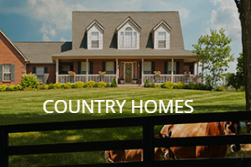 country property in Michigan